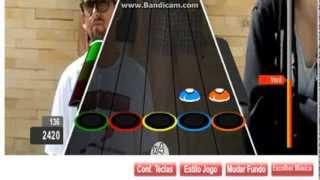 Infância Foda Guitar Flash Custom