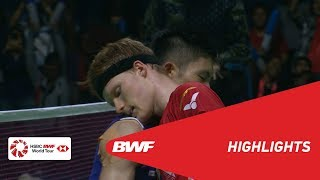 BLIBLI Indonesia Open 2019 | Finals MS Highlights | BWF 2019