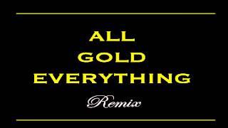 Watch Raheem Devaughn All Gold Everything remix video