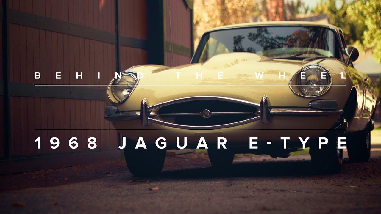 1968 Jaguar E Type Series 1 5 Youtube