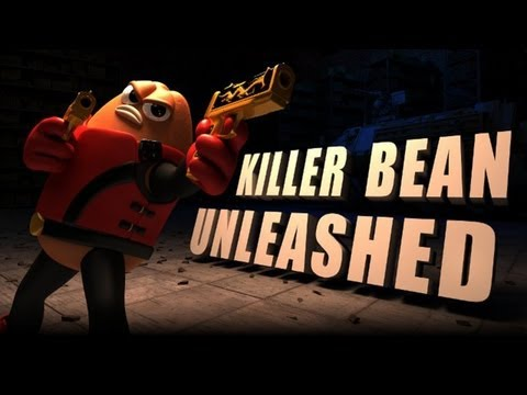 Killer Bean Unleashed - Universal - Hd Gameplay Trailer video