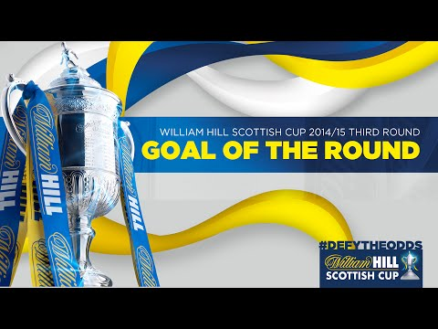 Vote for your Scottish Cup Goal of the Round