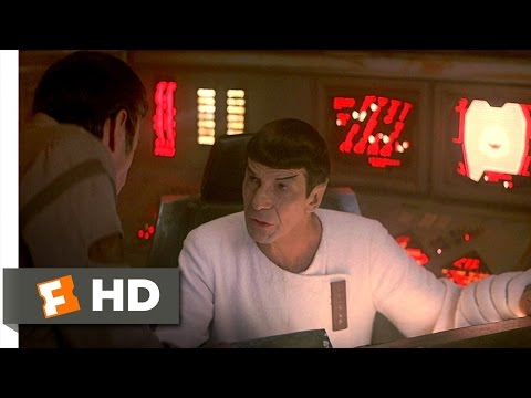 Star Trek 4: The Voyage Home (10/10) Movie CLIP - Not In His Nature (1986) HD