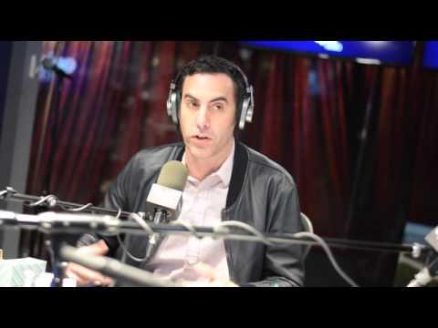 Sacha Baron Cohen On Out Of Control Bruno Ending - @OpieRadio @JimNorton
