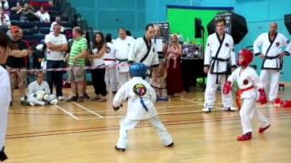 Cambridge tang soo do open championships 2015