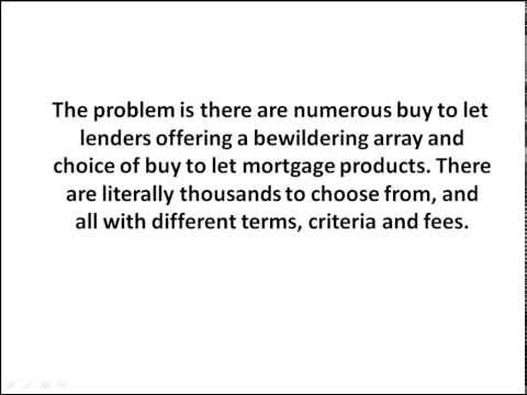 All About Buy to Let Finance and How to Get it by The Buy to Let Investor