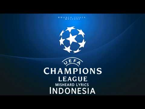 Lirik Liga Champion Versi Indonesia