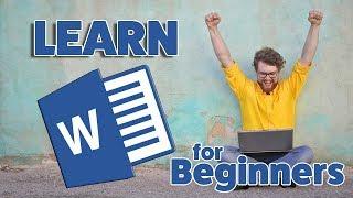 Microsoft Word - 2018 Beginners Tutorial