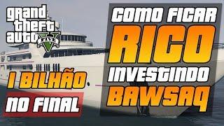 GTA V - DICAS - COMO FICAR RICO, MILIONÁRIO, BILIONÁRIO NO GTA 5