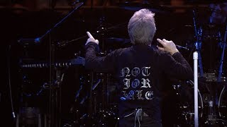 "Bon Jovi - 「2018 This House Is Not For Sale Tour」Philadelphia公演から""It's My Life""のライブ映像を公開 thm Music info Clip"