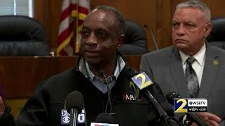 RAW VIDEO: DeKalb CEO describes structural failure that led to the massive water main break