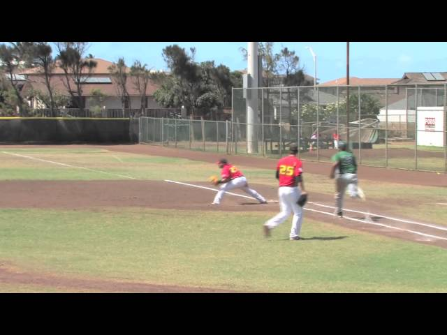 07/13/13 Highlights - Na Koa Ikaika Maui vs. East Bay Lumberjacks 12-2 DH Game 1