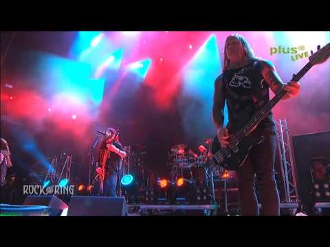Machine Head - Rock Am Ring 2012 (Full Concert HD) With Tracklist
