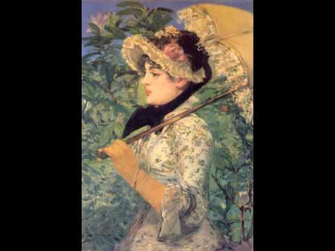 Edouard Manet  & Omar Khairat Music (LoveScene)