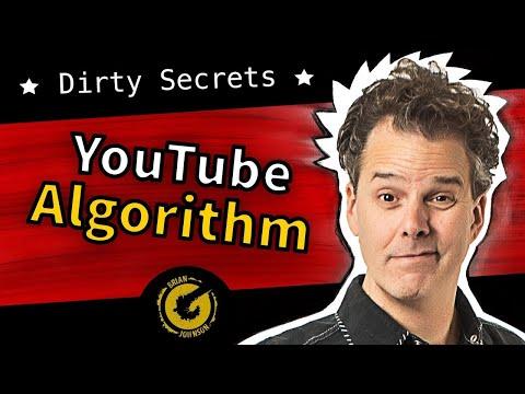 YouTube Algorithm 2018 - Dirty Little Secrets