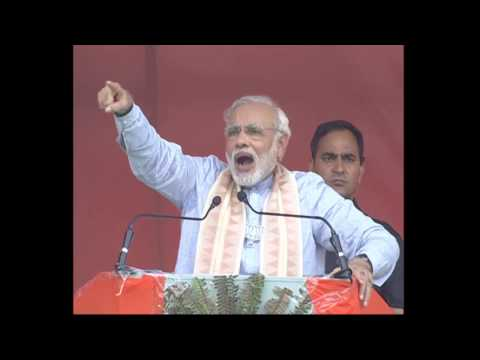 The governments of Lalu Prasad and Nitish Kumar kept you in the dark for years: PM