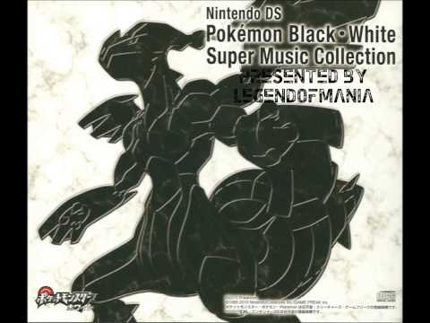 Pokemon Black And White Gym Leader Battle Music video