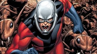 GUARDIANS OF THE GALAXY & ANT-MAN News (Marvel)