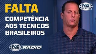 Técnicos estrangeiros podem melhorar o futebol brasileiro?