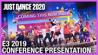 Just Dance 2020: E3 2019 Conference Presentation | Ubisoft [NA]