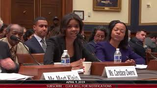 Candace Owens Explains Blexit To House Judiciary Hearing 4/9/19