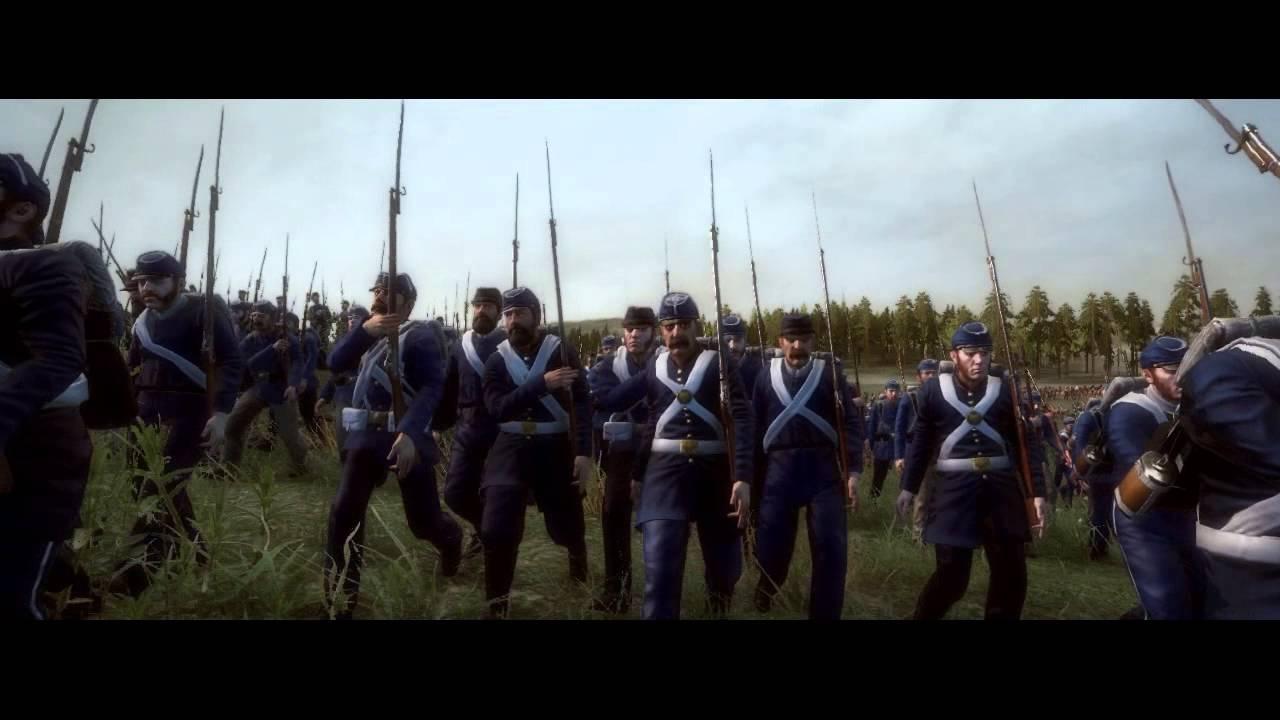 American Civil War 2 Shogun 2 tw American Civil
