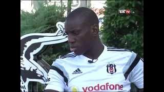 Yıldız Futbolcumuz Demba Ba BJK TV' Çok Özel Açıklamalarda Bulundu
