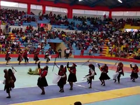 llallinakuy chinchayku Festidanzas Urubamba 2011