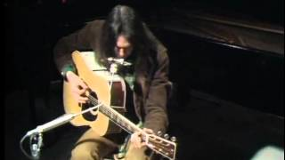 Neil Young - Heart Of Gold - Live Concert At Massey Hall for BBC 1971