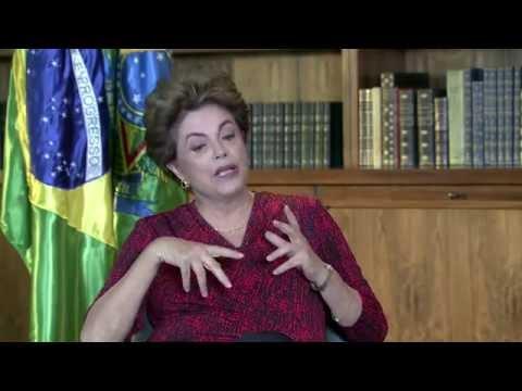Entrevista especial com Dilma Rousseff para TV Brasil (íntegra)
