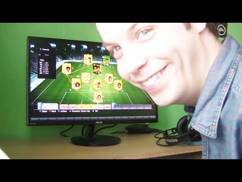 STEALING PLAYERS FROM CHRIS!!! - FIFA 14 ULTIMATE TEAM