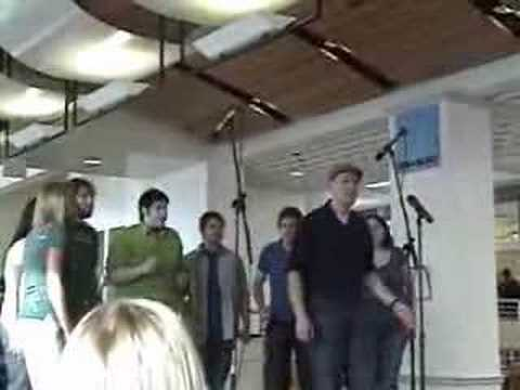 Mixed Nuts - 2/9/08 - Good Old A Cappella
