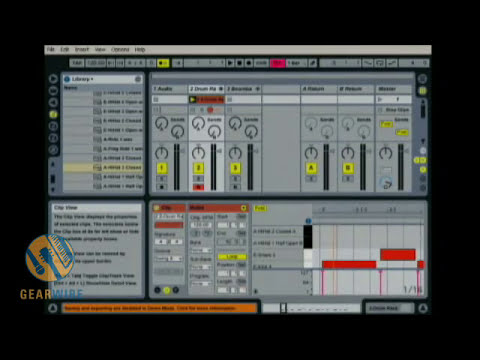 M-Audio Axiom 25 And Ableton Live: MIDI-Mapping Reconciliation