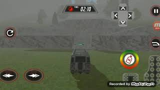 Dragoan road simulation Android game play