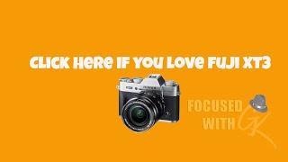 SHOCKING**Fuji XT3 Auto Focus Upgrade  - Fringer EF_FXPro: Canon 85mm1.8 lens- REAL JOB in Low Light