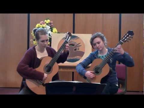 Romanza, Francesco Molino, Classical Guitar Duet