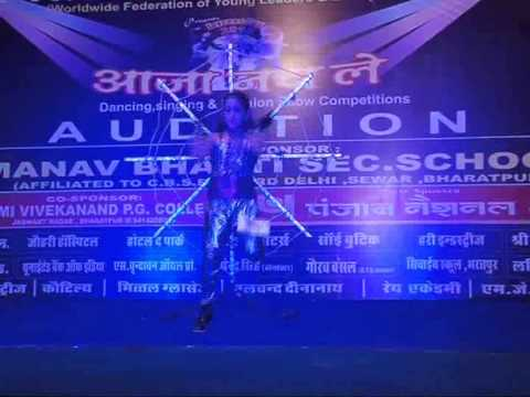 babli badmaash hai dance parformance by sanya gupta