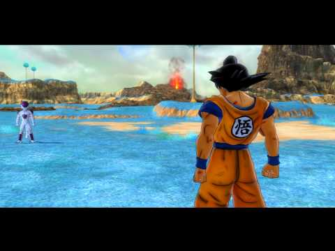 Dragon Ball Z Ultimate Tenkaichi Story Mode: Goku Vs Frieza video