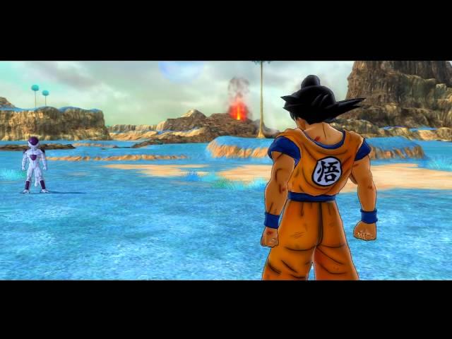 Dragon Ball Z Ultimate Tenkaichi Story Mode: Goku Vs Frieza
