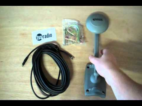 Sirius Outdoor Home Antenna SHA1