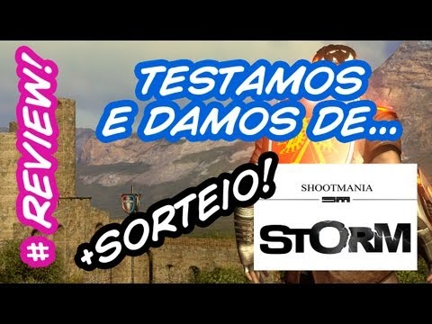 Shootmania Storm - Testamos o Jogo; E de quebra sorteio de Beta Key