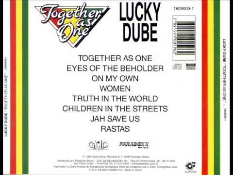 Lucky Dube - Together As One video