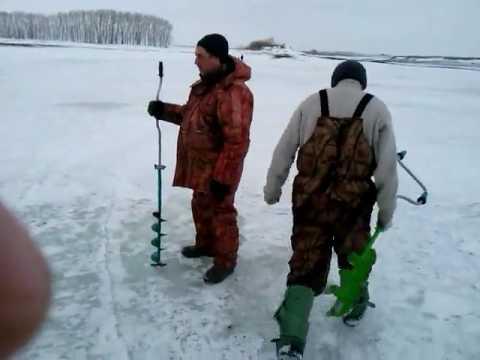 рыбалка в гаях