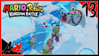 Mario + Rabbids Kingdom Battle - Ep13 - First Not Perfect