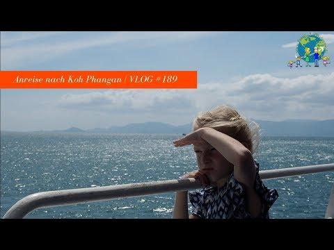 Anreise nach Koh Phangan | VLOG #189