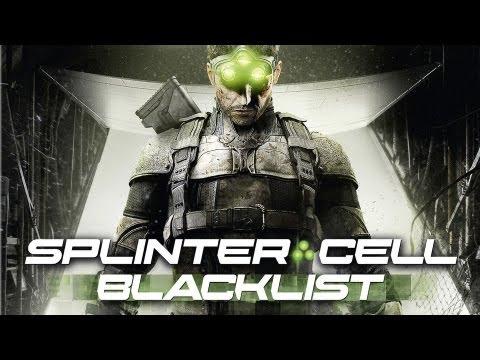 Splinter Cell: Blacklist - Campaign Mission #1 Safehouse Benghazi, Libya