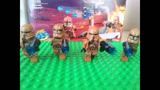 Lego Star Wars (75089) Geonosis Troopers