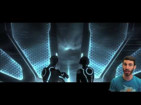 Tron Legacy Movie Review (Belated Media)
