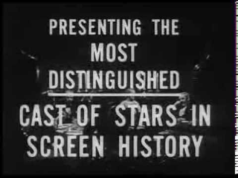Paradine Case (1947) Trailer