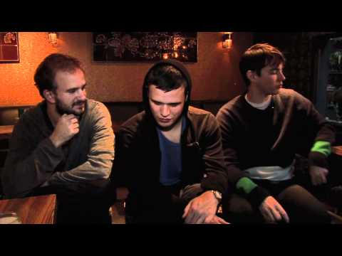 White Lies interview - Harry McVeigh, Charles Cave and Jack Lawrence-Brown (part 2)